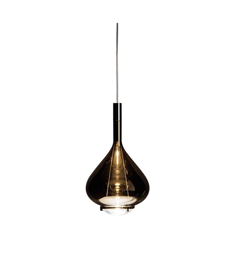 Skyfall SO1 Taklampa Koppar Glas - Studio Italia Design