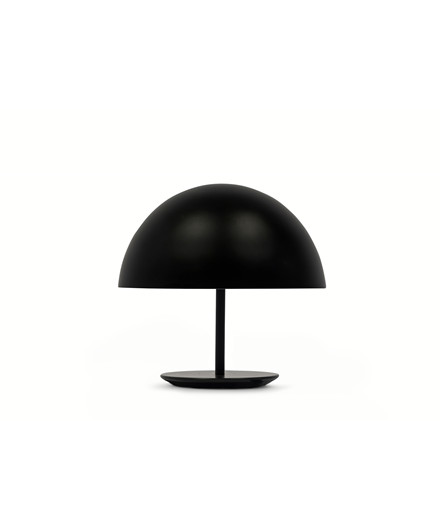 Dome Bordlampe Svart - Mater