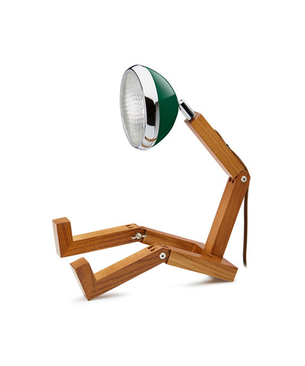 Mr. Wattson Bordlampe Chiltern Green - Piffany