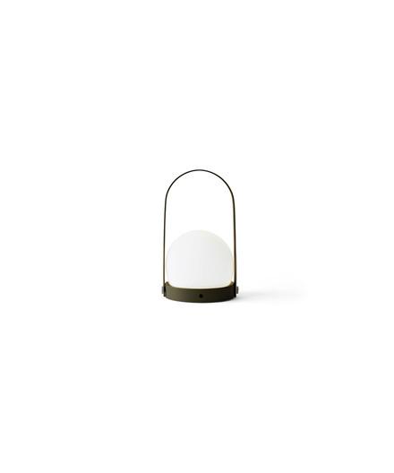 Carrie LED Bordlampe Olive - Menu