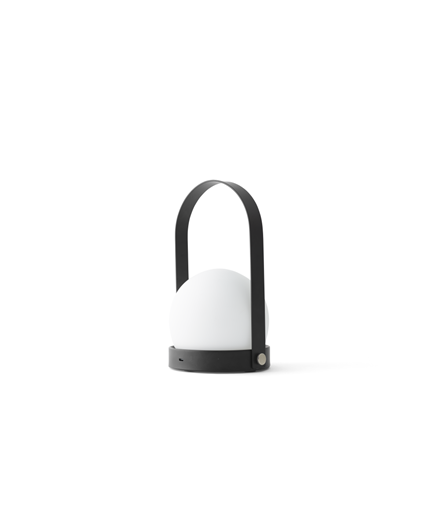 Carrie LED Bordlampe Svart - Menu
