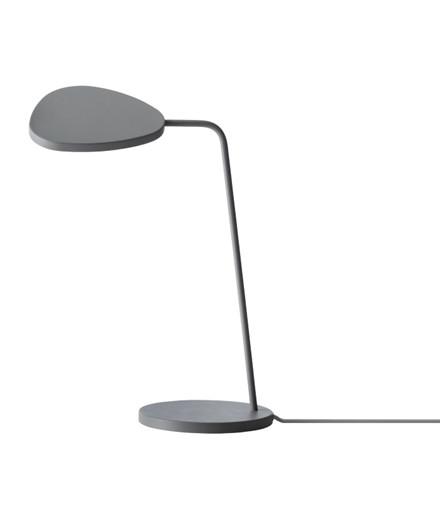 Leaf Bordlampe Grey - Muuto