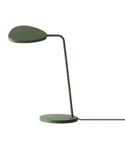 Leaf Bordlampe Green - Muuto