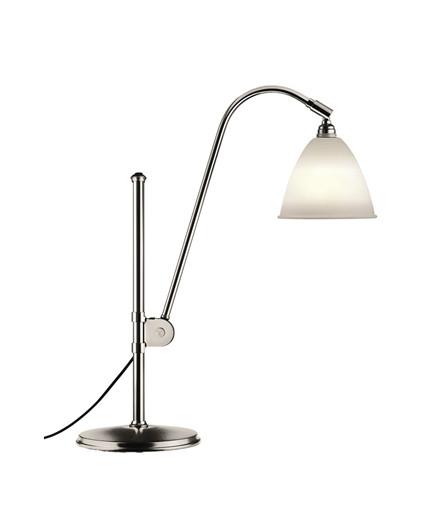 Bestlite BL1 Bordlampe Ø16 Krom/Porselen - GUBI