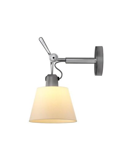 Tolomeo Parete Diffusore Vegglampe Ø18 Pergament - Artemide