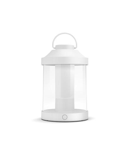 Abelia Portable Bordlampe Hvit - Philips