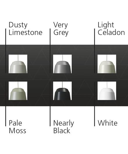 Mingus P1 Pendel Very Grey - LightYears
