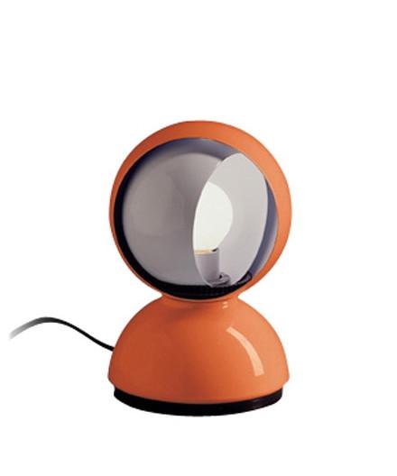 Bilde av Eclisse Bordlampe Orange - Artemide