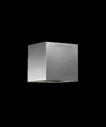 Image of Box Up/Down LED Væglampe Alu - LIGHT-POINT (5711389610371)
