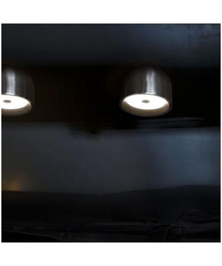 wan deckenleuchte wandleuchte alu flos. Black Bedroom Furniture Sets. Home Design Ideas