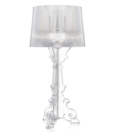 Bourgie Bordlampe Krystal - Kartell