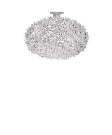 bloom cw vegglampe taklampe crystal kartell. Black Bedroom Furniture Sets. Home Design Ideas