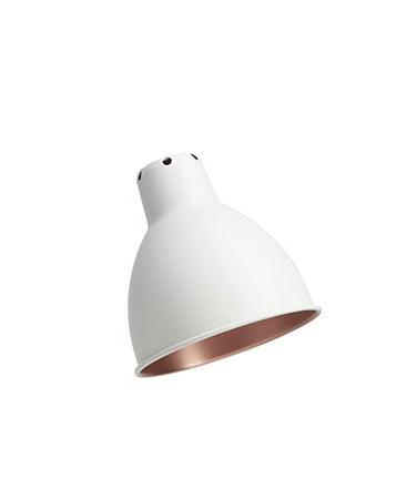 Image of   Skærm til Lampe Gras 205 Hvid Kobber - Lampe Gras
