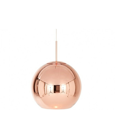 Copper Shade Pendelleuchte Runde Ø45 - Tom Dixon