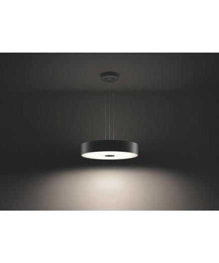 fair hue pendelleuchte schwarz philips hue. Black Bedroom Furniture Sets. Home Design Ideas