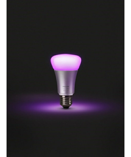 philips hue color 10w e27 p ronlampa. Black Bedroom Furniture Sets. Home Design Ideas