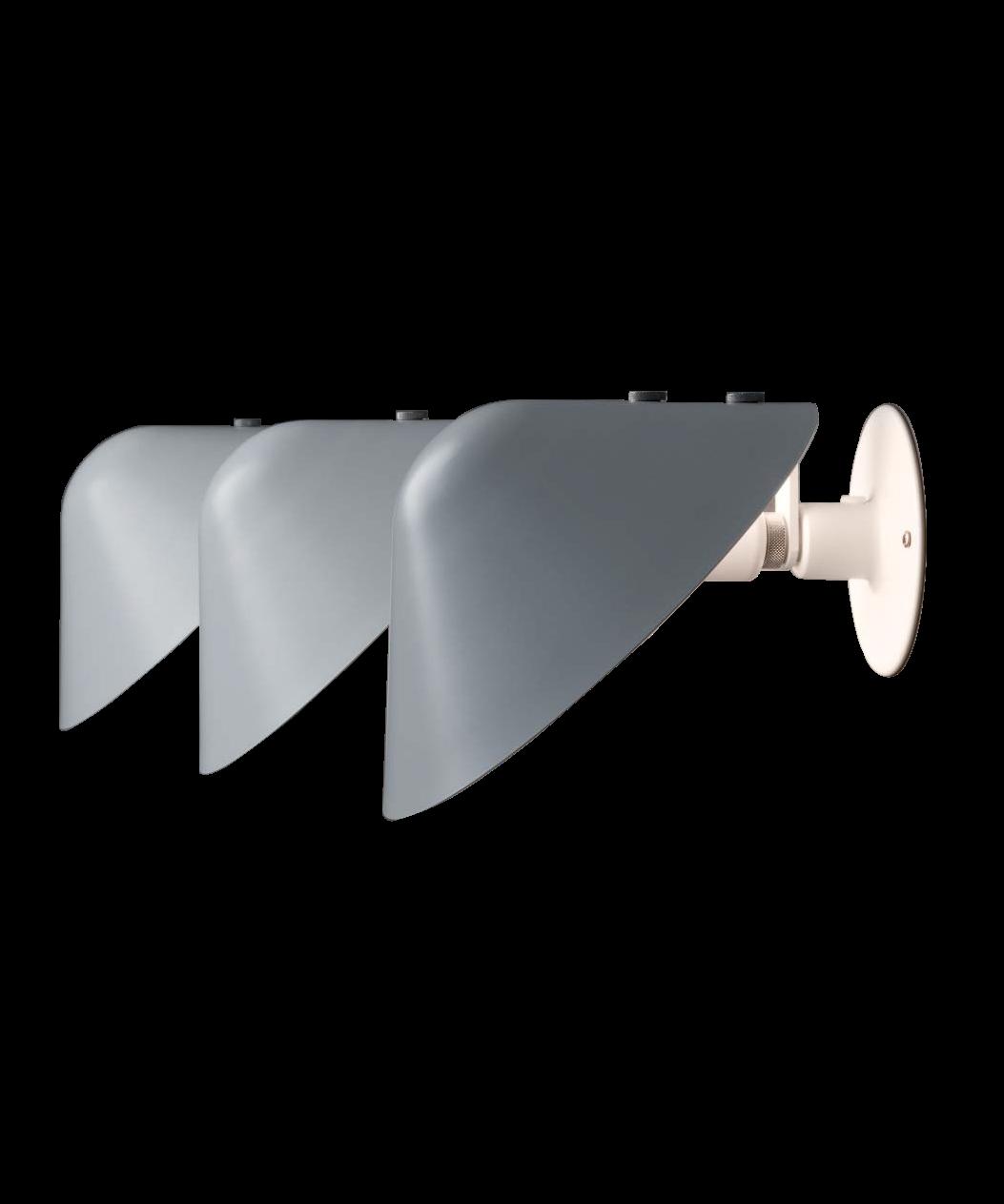Mini vip v025 væglampe sort