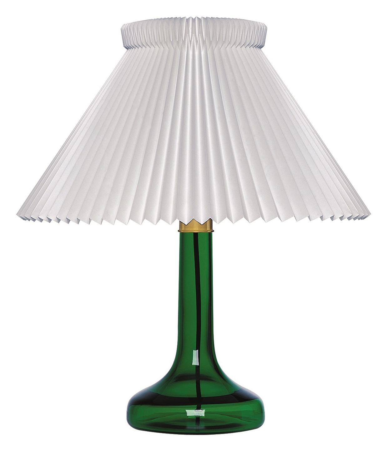 Le Klint Lampe Aarhus - Le Klint 343 Bordlampe Gron Le Klint
