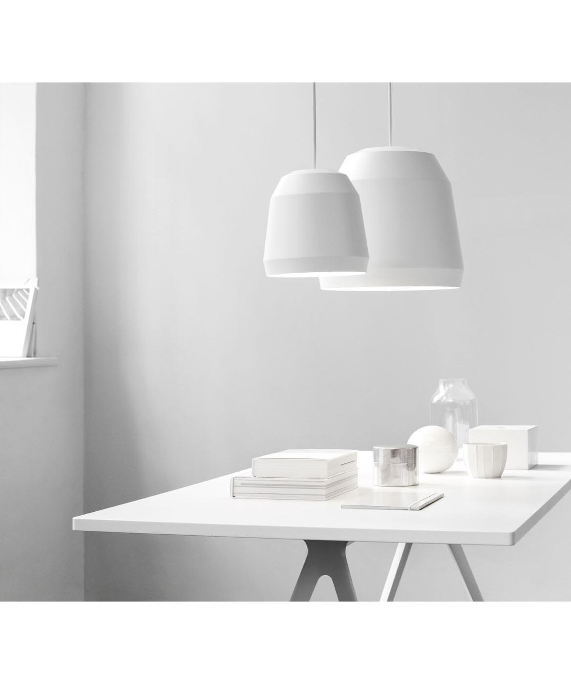 Image of Mingus P1 Pendel White 3m - Lightyears (4460258)