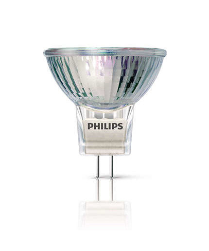 lampe 20w halogen spot gu4 philips. Black Bedroom Furniture Sets. Home Design Ideas