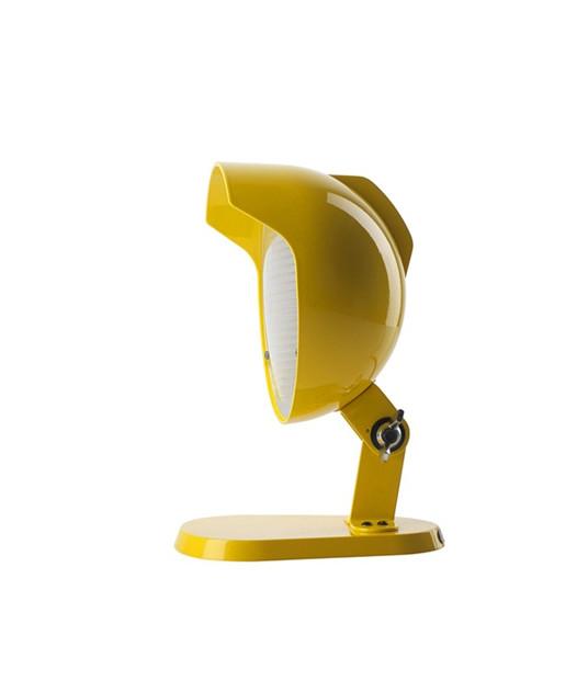 DUII Mini V u00e6glampe Bordlampe Gul Diesel