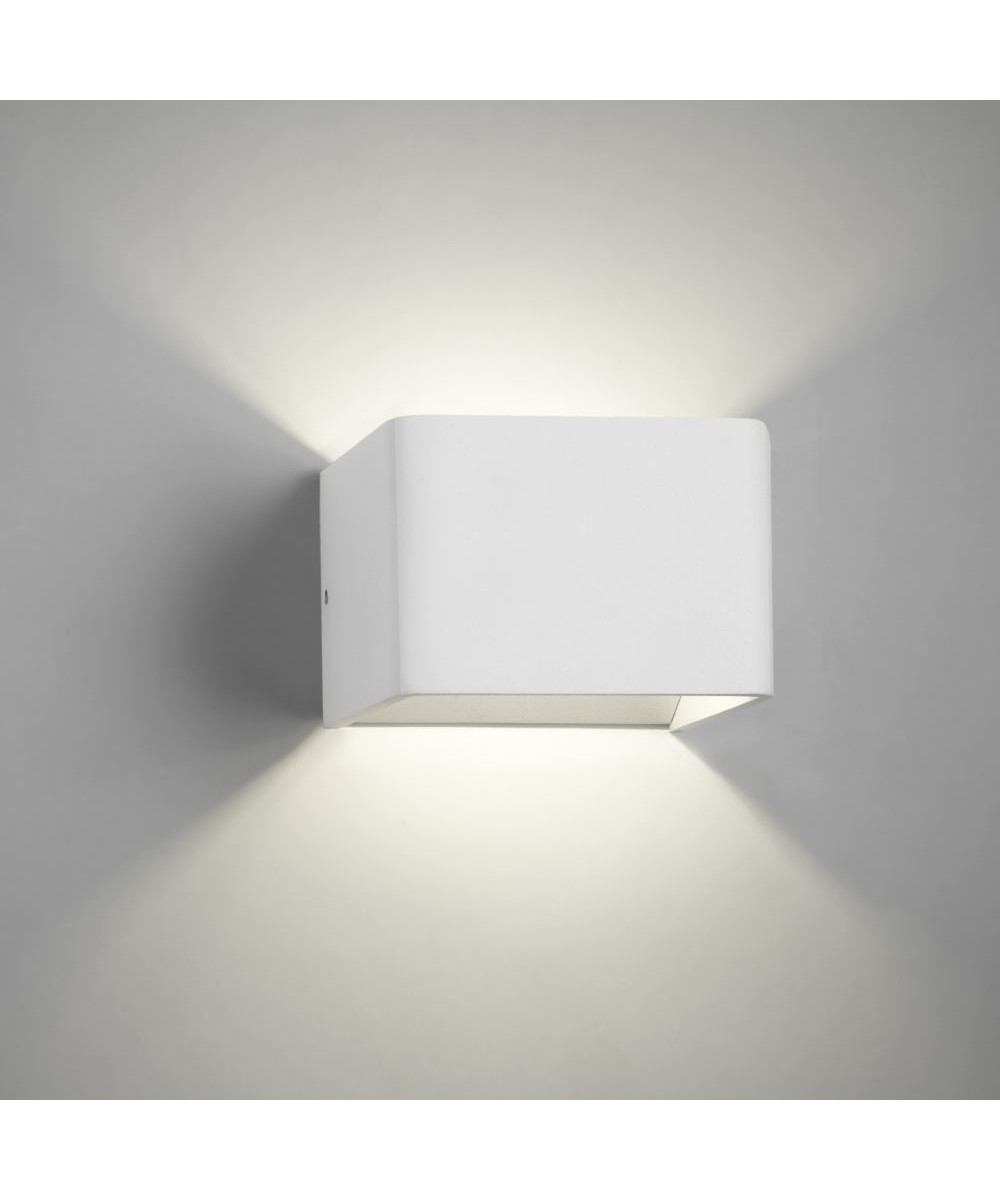 Mood 1 LED V u00e6glampe Hvid LIGHT POINT