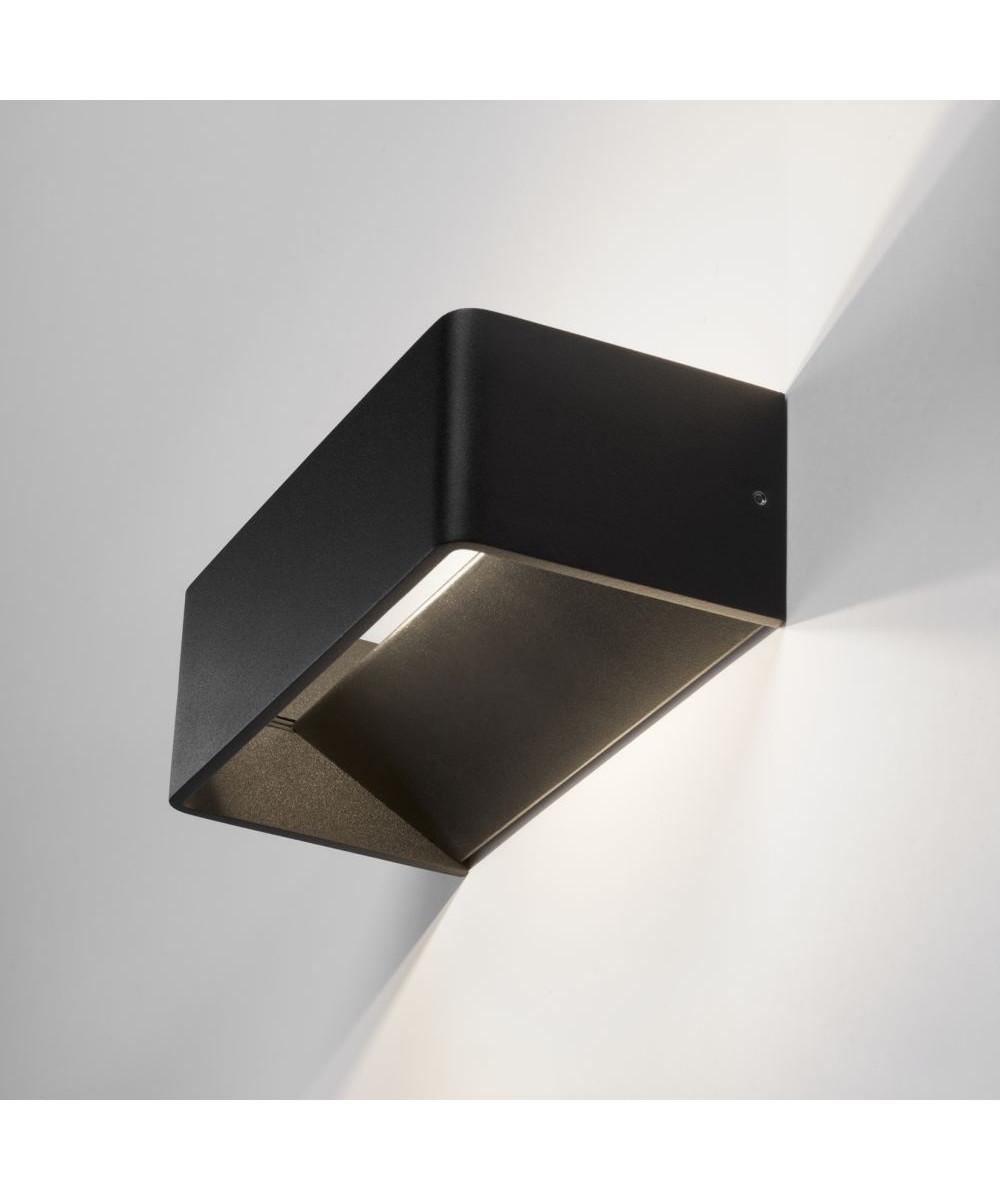 Mood 2 LED V u00e6glampe Sort LIGHT POINT
