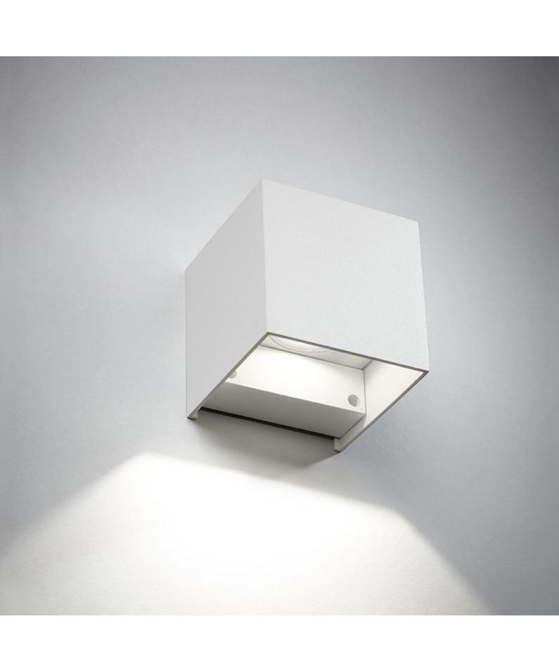 Box Mini Down Væglampe Hvid - LIGHT-POINT