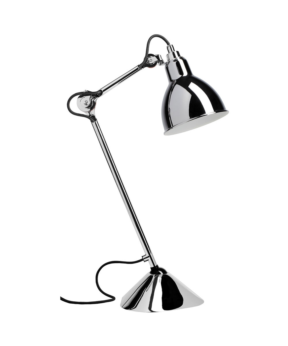Image of   205 Bordlampe Krom - Lampe Gras