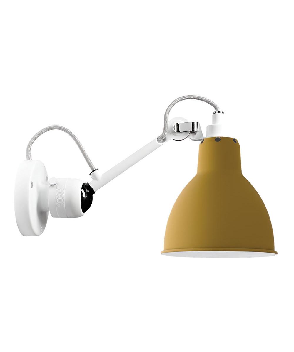 304SW Væglampe Hvid/Gul - Lampe Gras thumbnail