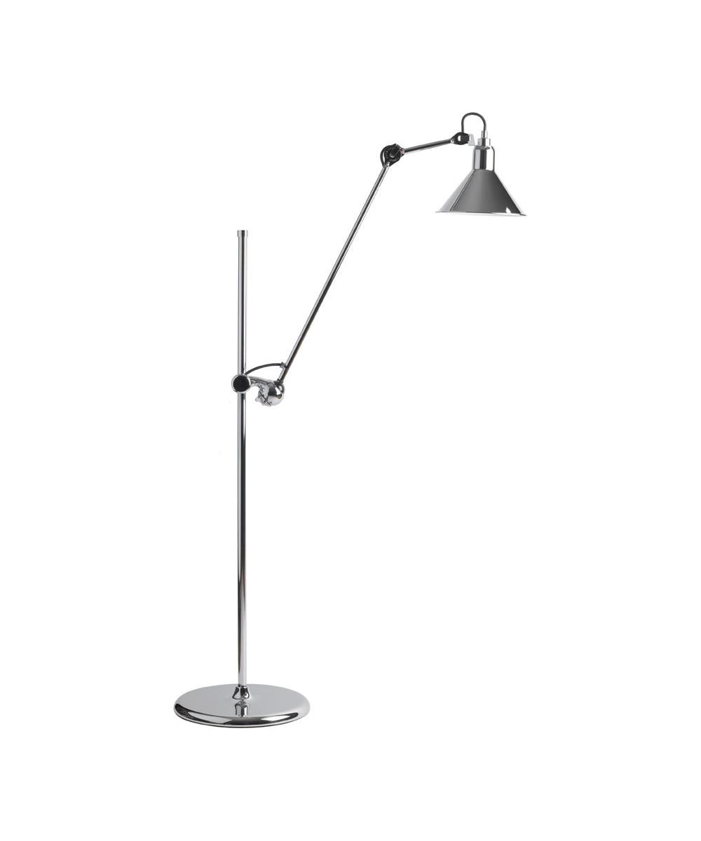 215 gulvlampe krom lampe gras. Black Bedroom Furniture Sets. Home Design Ideas