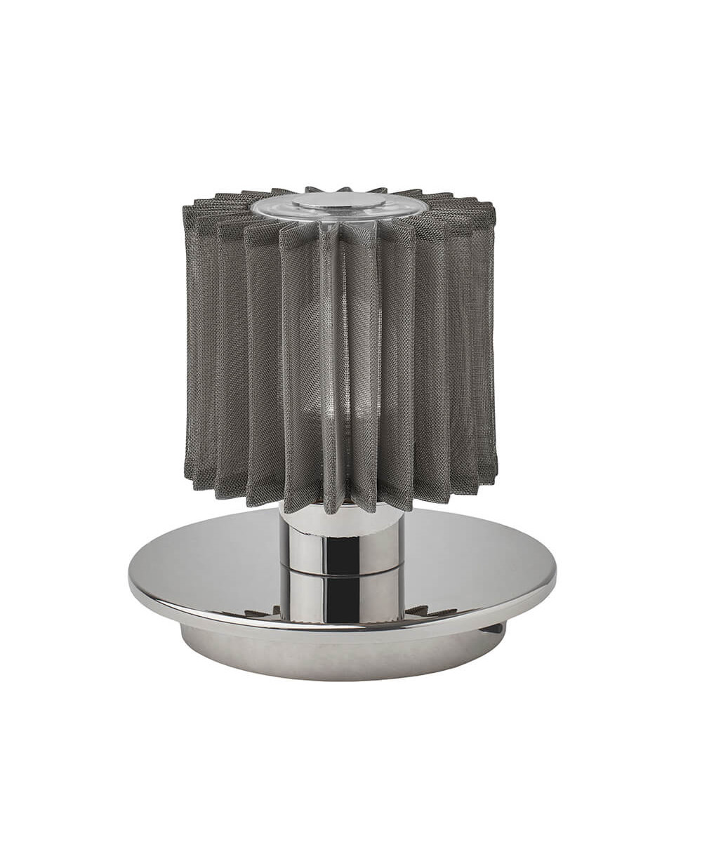 Image of   In The Sun Bordlampe 130 Sølv/Sølv - DCW