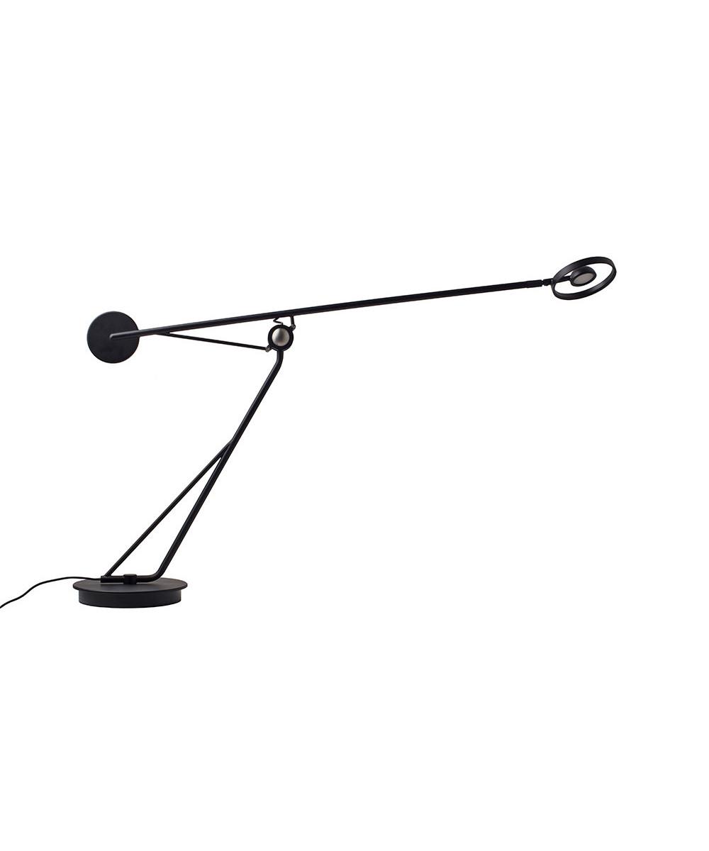 Image of   Aaro Bordlampe Sort - DCW
