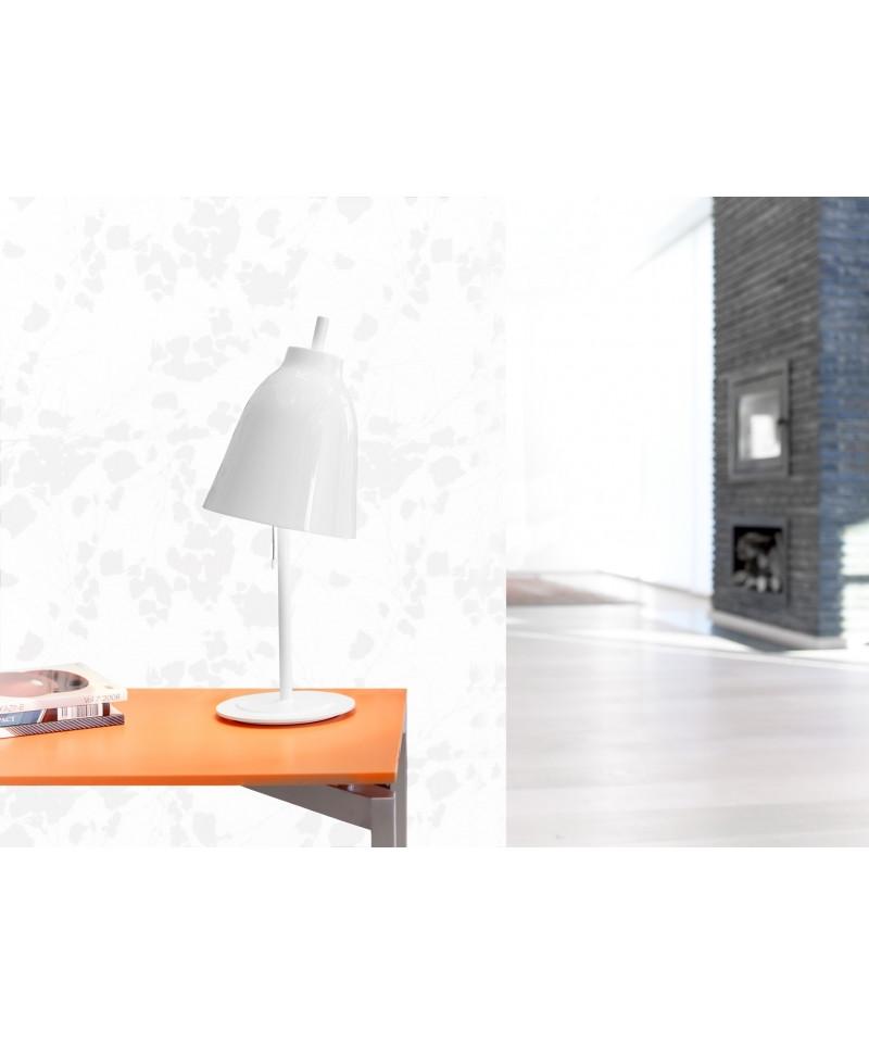 caravaggio tischleuchte wei lightyears. Black Bedroom Furniture Sets. Home Design Ideas