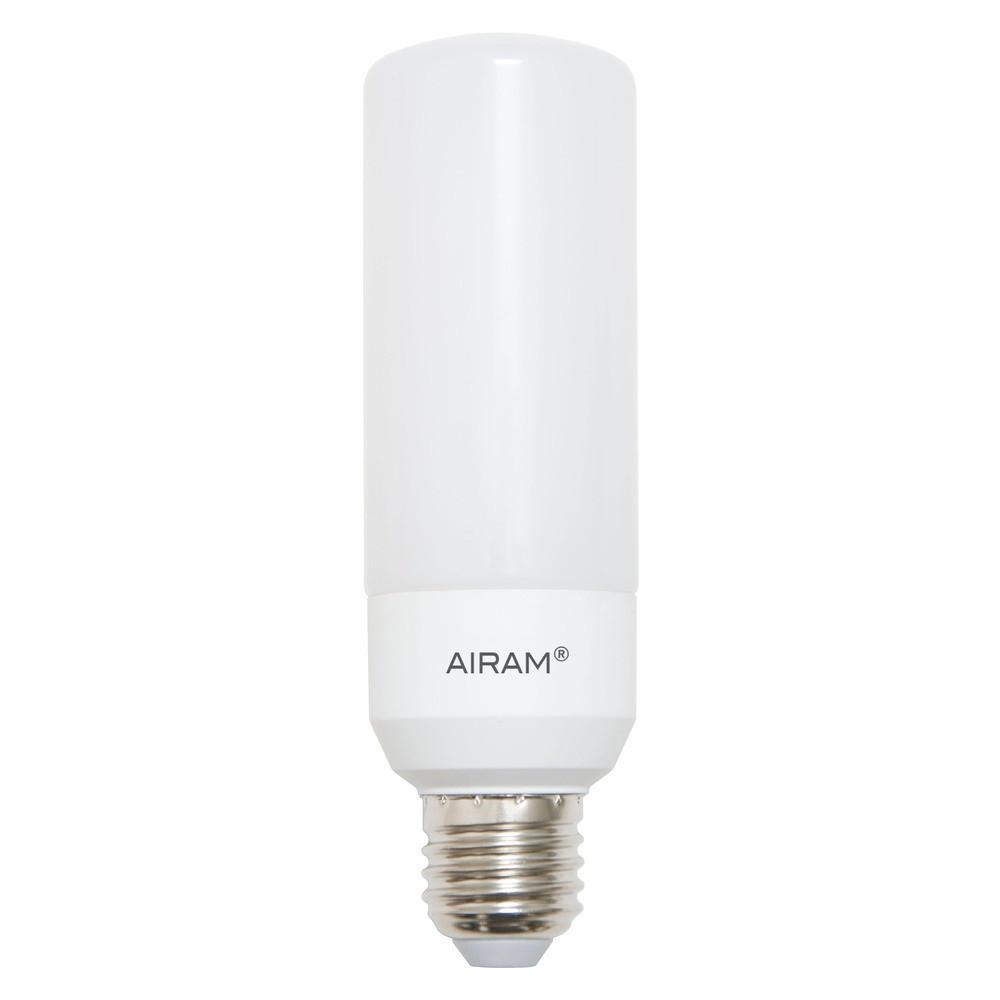 Image of Pære 9,5W LED Tubular T45 E27 1055lm 4000K - Airam