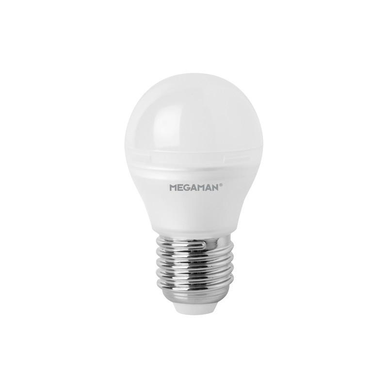 Pære LED 6W Krone Dæmpbar E27 - Megaman thumbnail