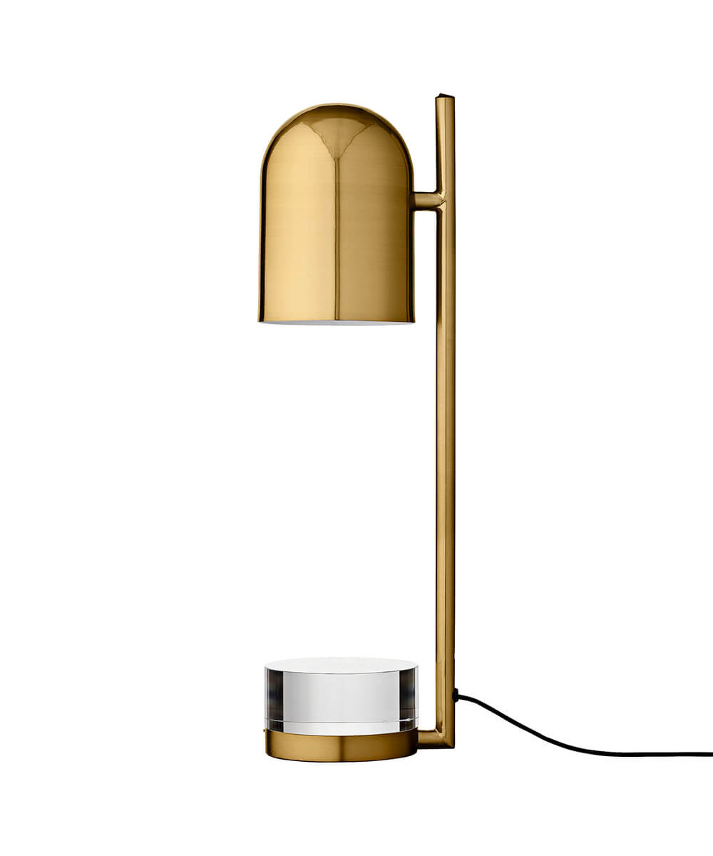 LUCEO Bordlampe Gold/Clear - AYTM thumbnail