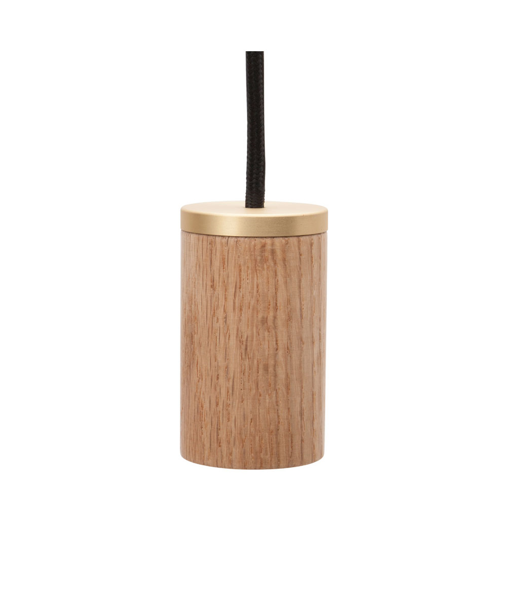 Oak knuckle pendel
