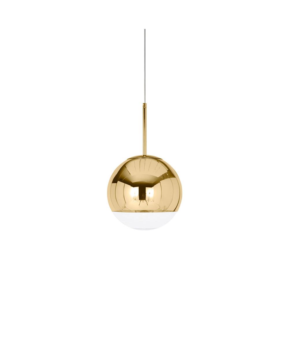 Mirror Ball 25 Pendel Guld - Tom Dixon