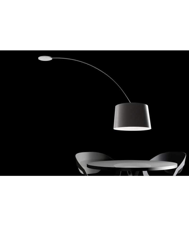 Twiggy Loftlampe Sort - Foscarini