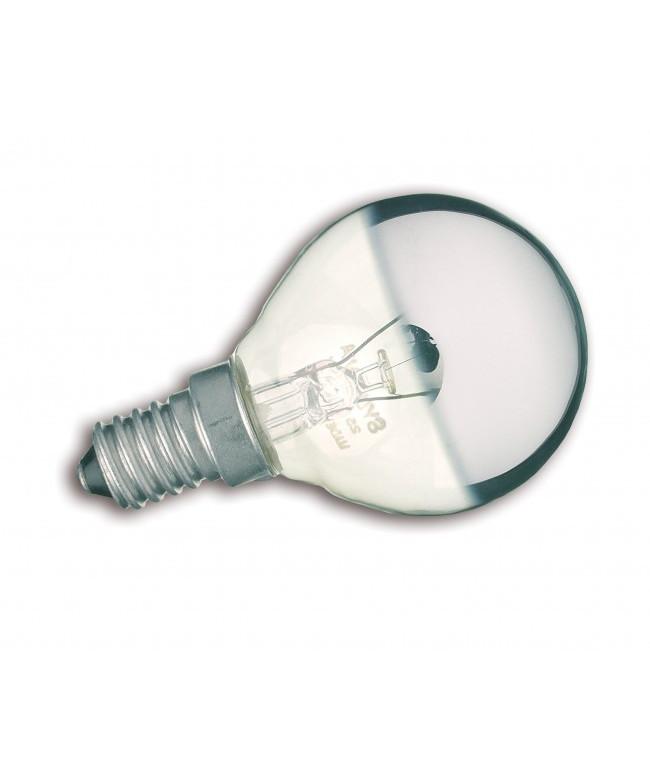 Päronlampa 40W Topforspejlet E14 - Gubi