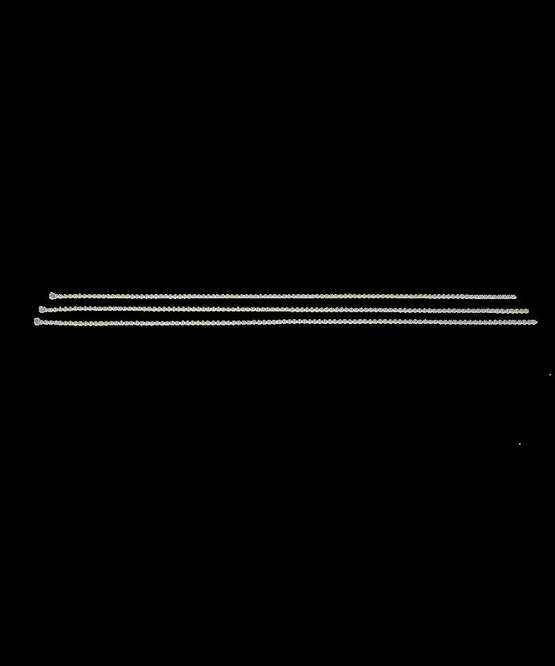 ProducentVerpan Koncept Kæder til VP-Globe Ø50 Består af 3 nye kæder. Vær opmærksom på, at låseringe skal tilkøbes. Disse finder du her.