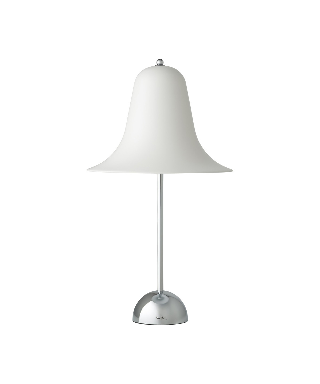 Pantop Bordlampe Mat Hvid - Verpan