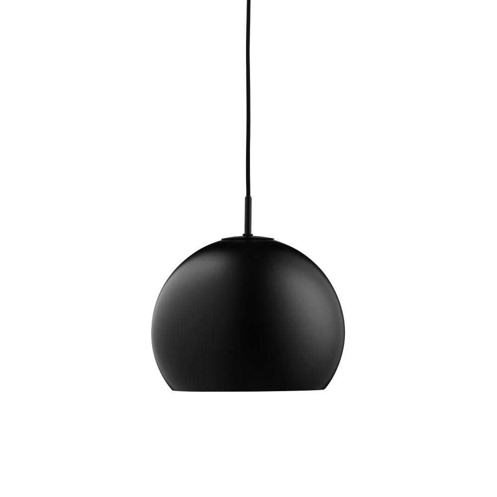 Image of   Ball Pendel Ø25 Mat Sort - Frandsen