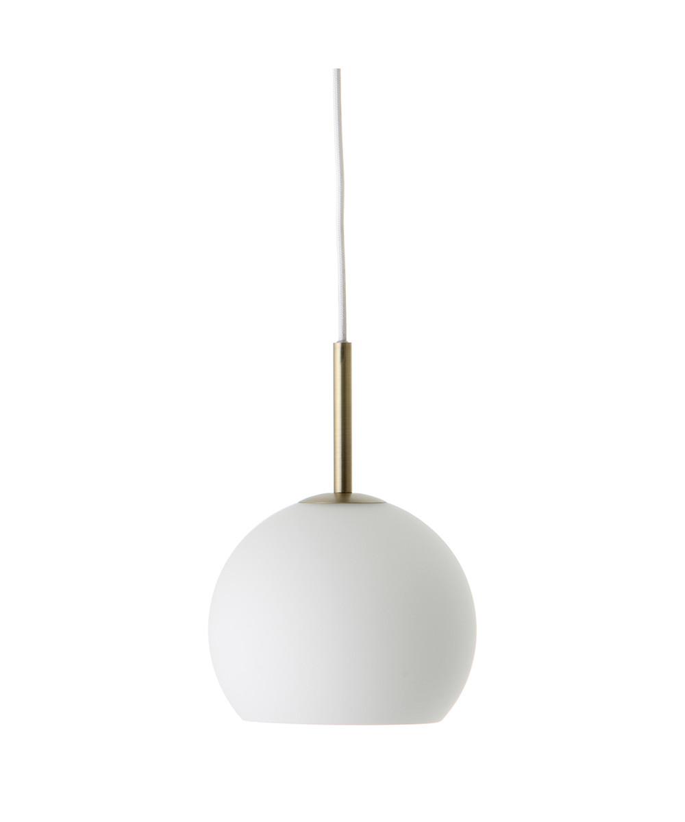 Image of   Ball Glas Pendel Ø18 - Frandsen
