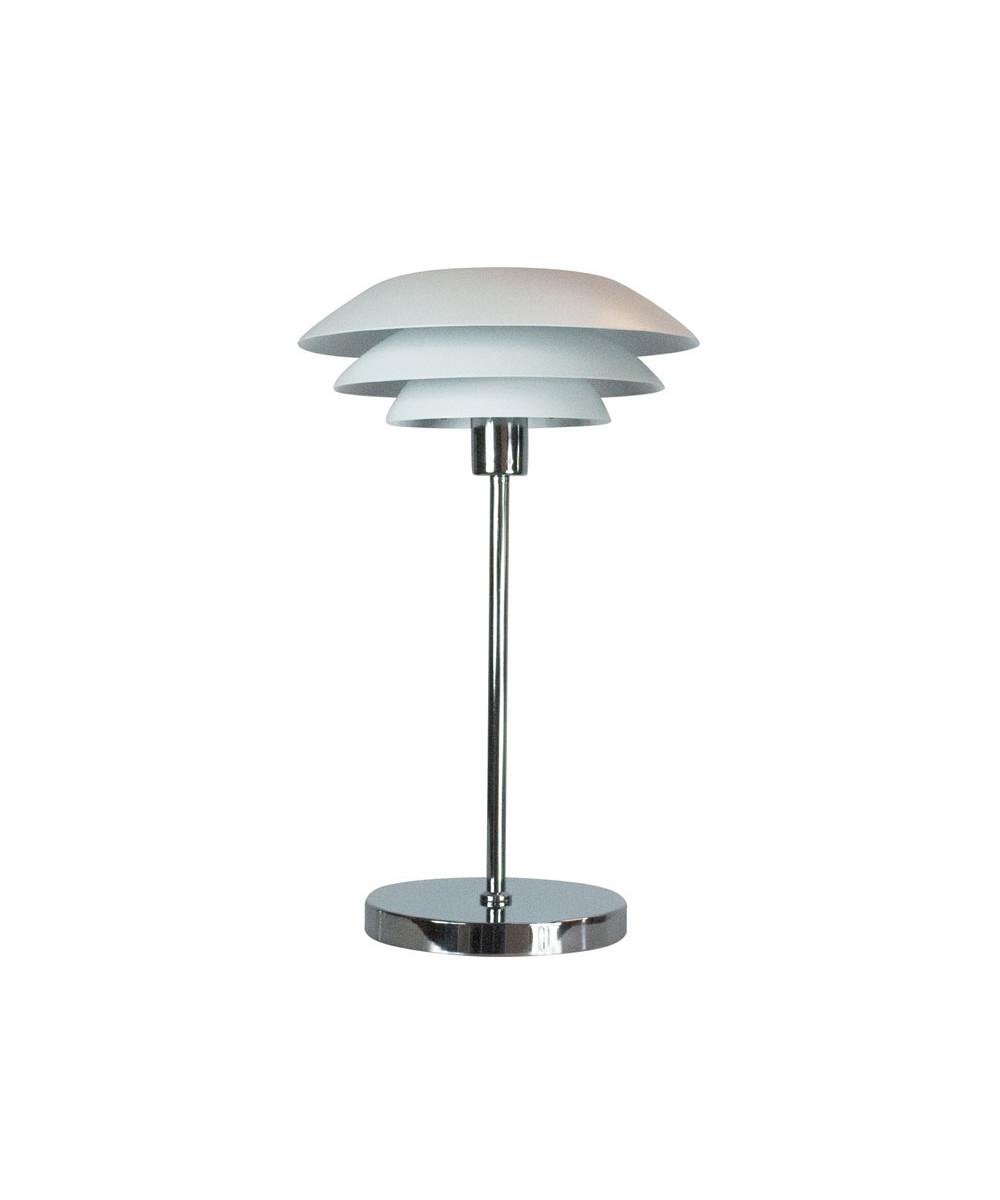 Image of   DL31 Bordlampe Mat Hvid - DybergLarsen