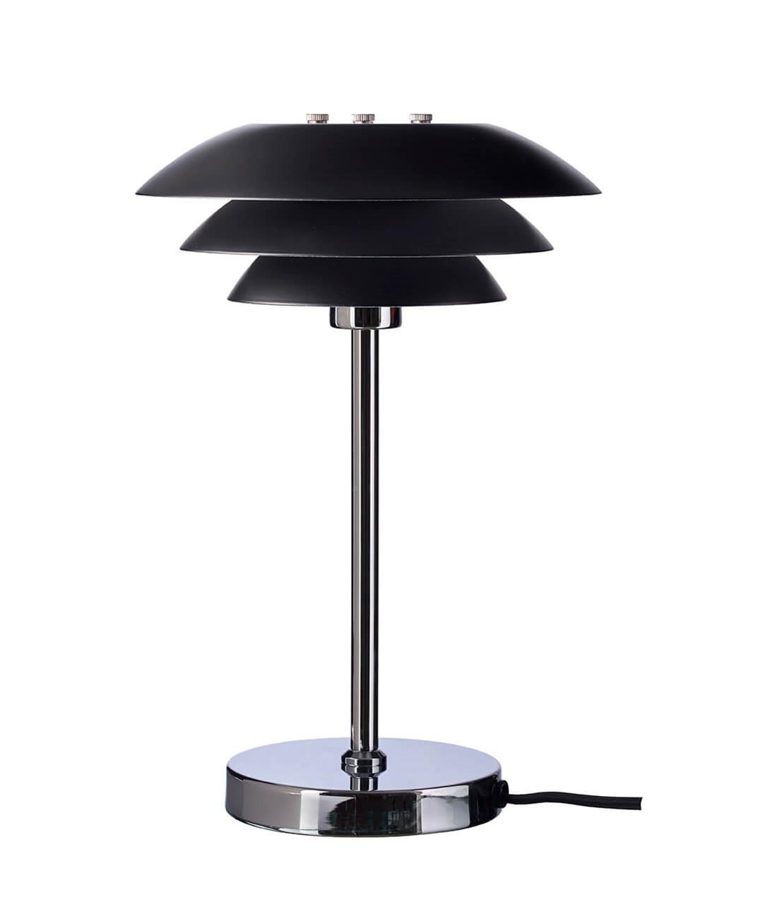 Image of   DL20 Bordlampe Sort - DybergLarsen