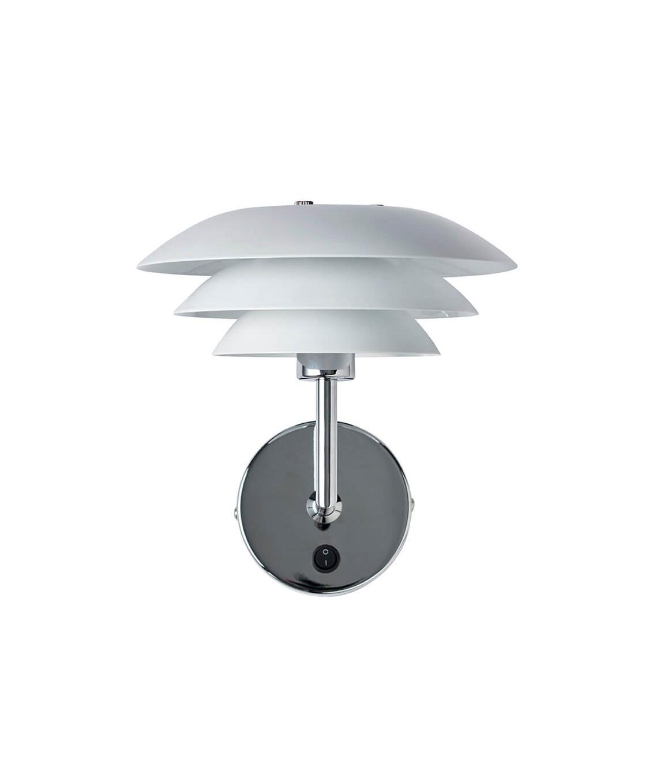 Image of   DL20 Væglampe Hvid - DybergLarsen