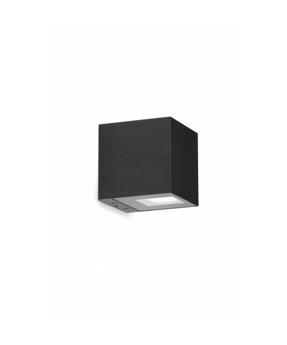Image of ARCA W100 LED Udendørsvæglampe Up/Down Sort - ANTIDARK