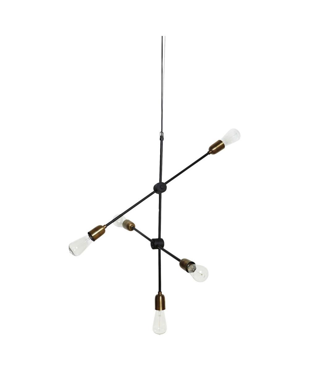 Molecular Pendel Lampe 5-lys - House Doctor